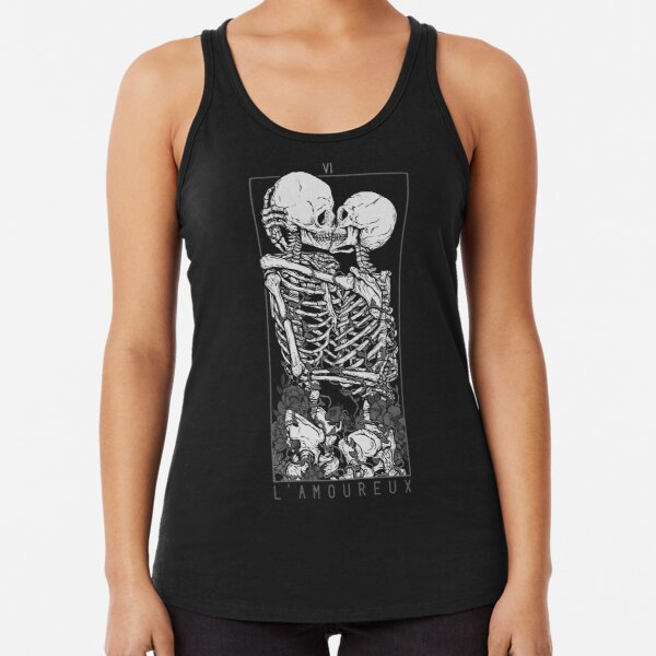 The Lovers Racerback Tank Top