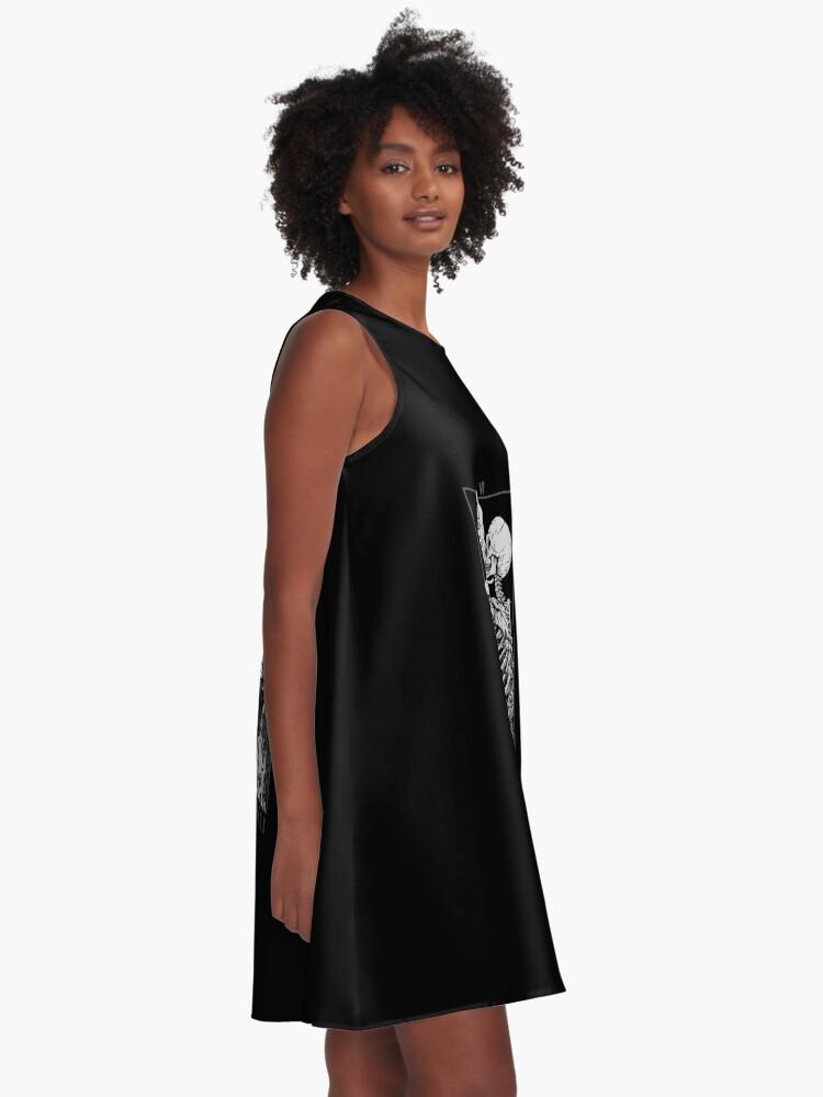 Alternative Ansicht von Die Liebhaber A-Linien Kleid