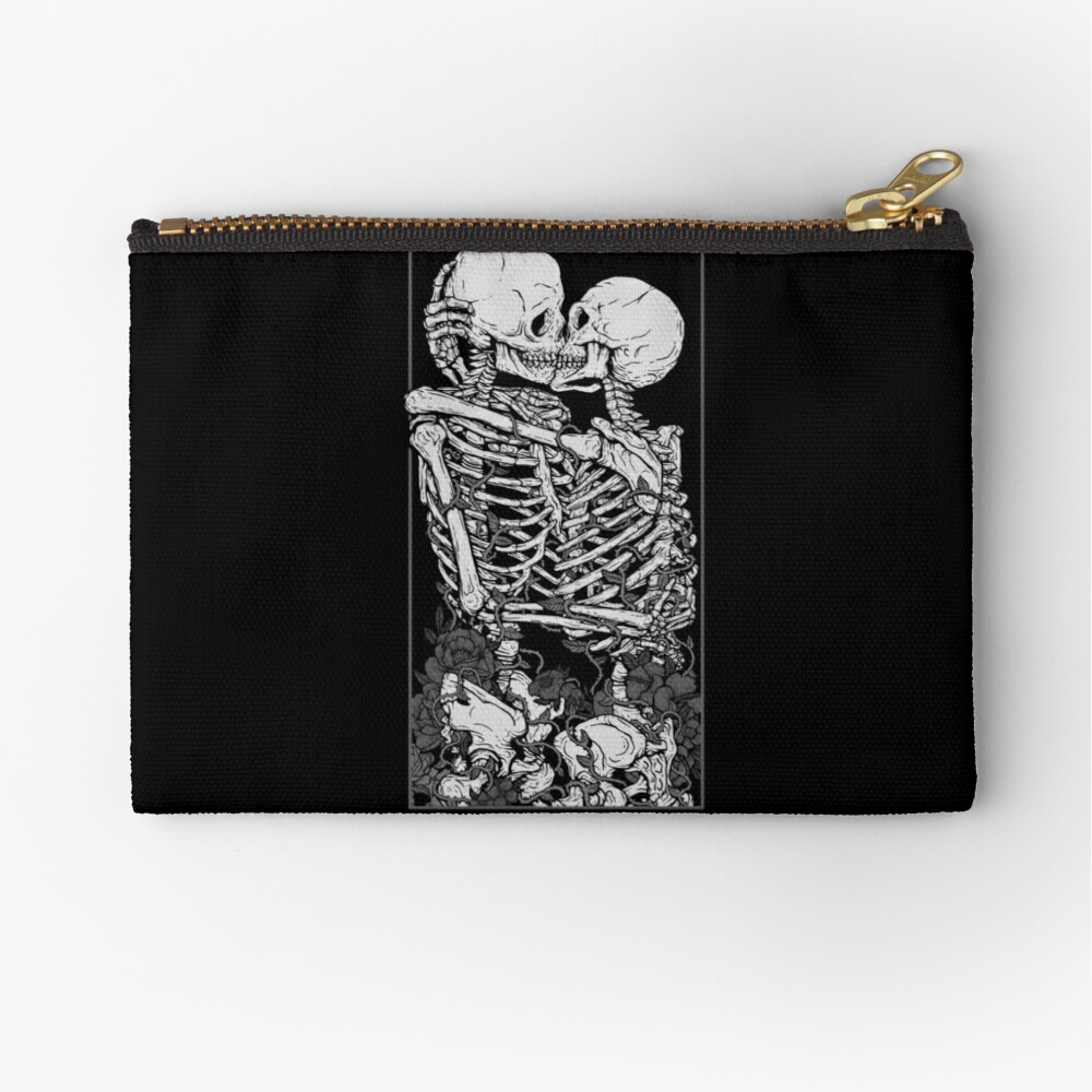 The Lovers Zipper Pouch
