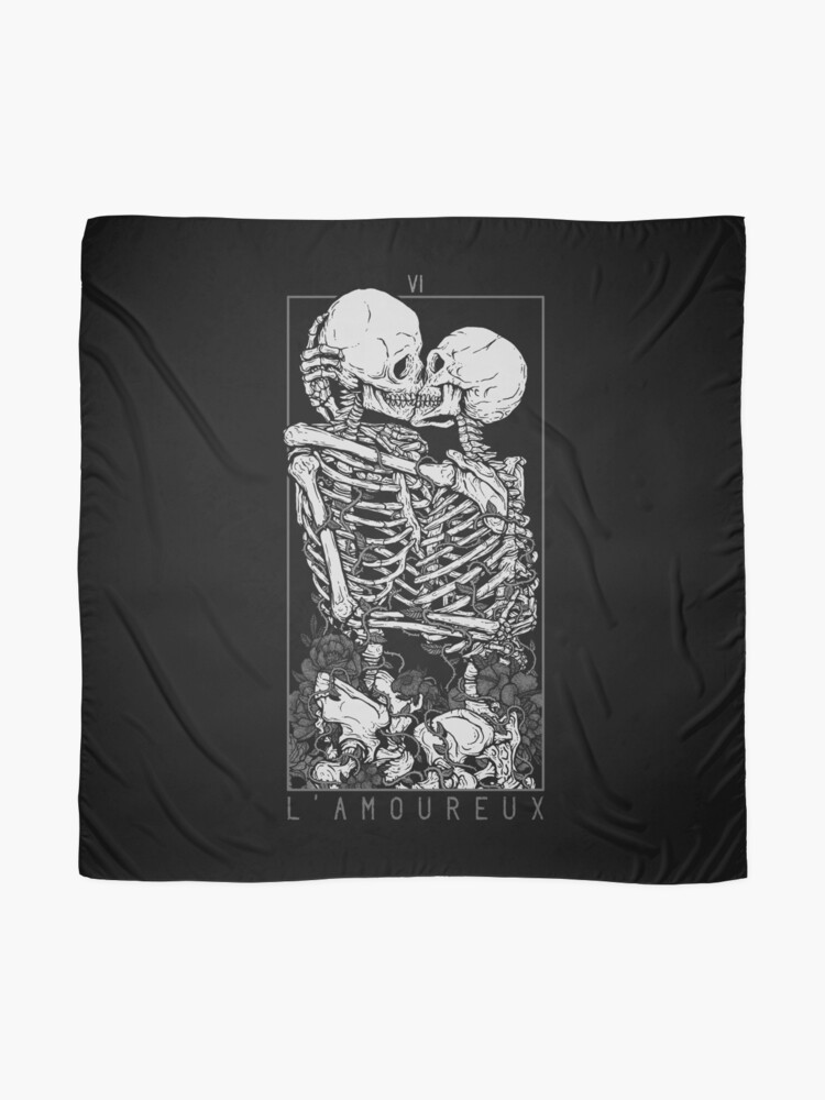 Alternate view of The Lovers Scarf