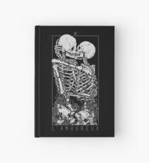 Cuaderno de tapa dura Los amantes