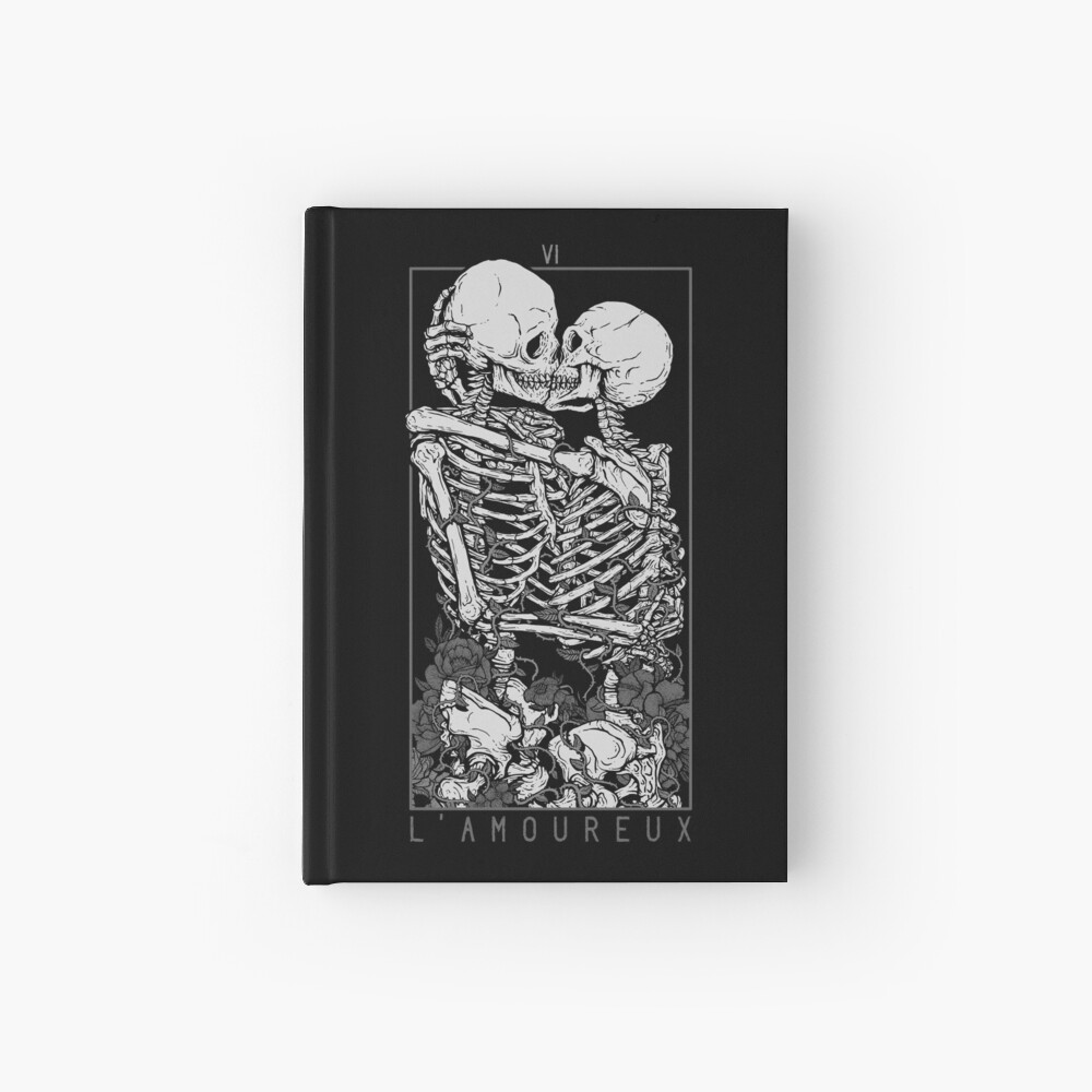The Lovers Hardcover Journal