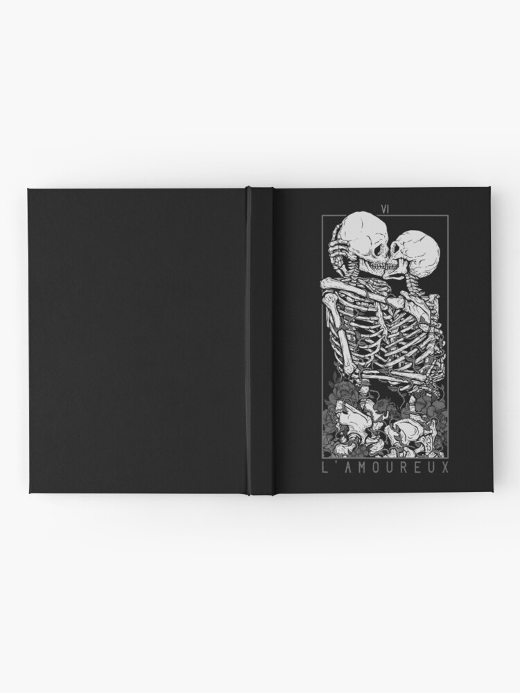 Alternate view of The Lovers Hardcover Journal