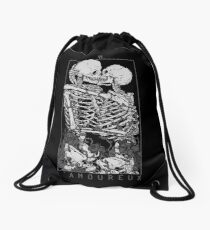 The Lovers Drawstring Bag