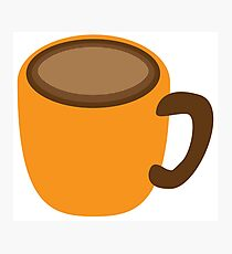 simple COFFEE cup Photographic Print