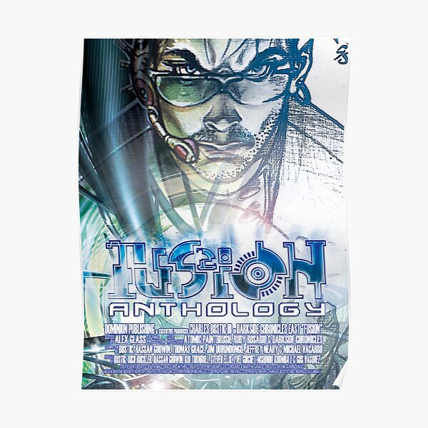 Fusion: Anthology Poster Poster