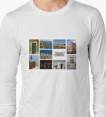 Algarve: Lagos Long Sleeve T-Shirt