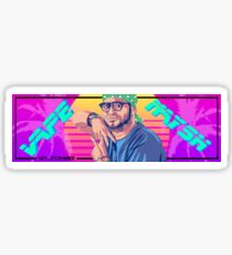 Vape Nation - Slap Sticker Sticker