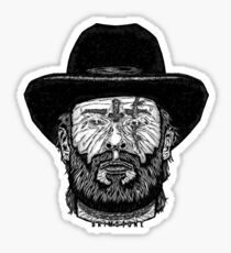 Brimstone Reverend Sticker