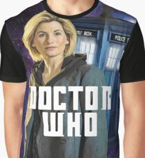 13th Doctor - Doctor Who Graphic T-Shirt