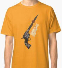 The Gunslinger Followed Classic T-Shirt