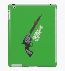 The Gunslinger Followed iPad Case/Skin
