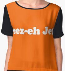 Kasabian - eez-eh Jet Chiffon Top
