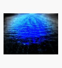 SCAREY WATERS Photographic Print