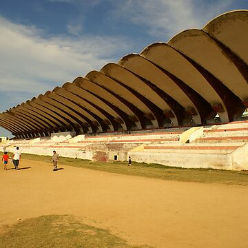 Cuban Stadium by nroulston