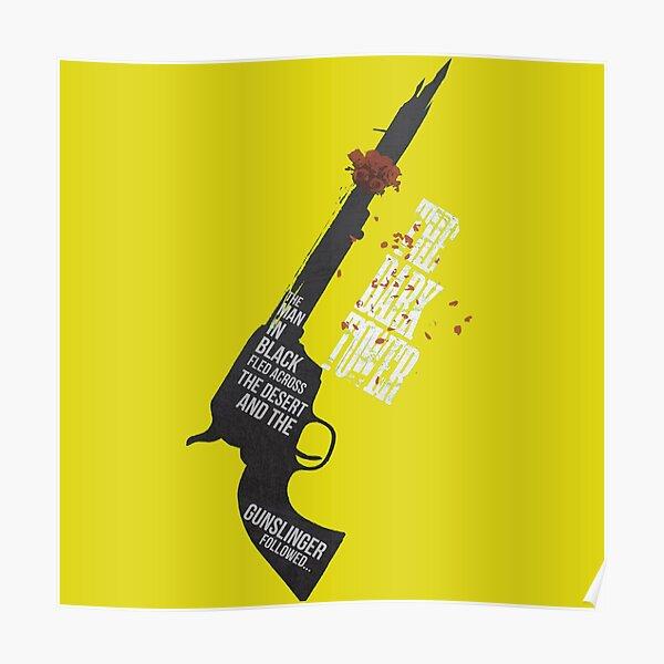 The Gunslinger Followed Poster