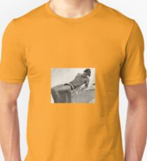 Vincent on block of stone T-Shirt