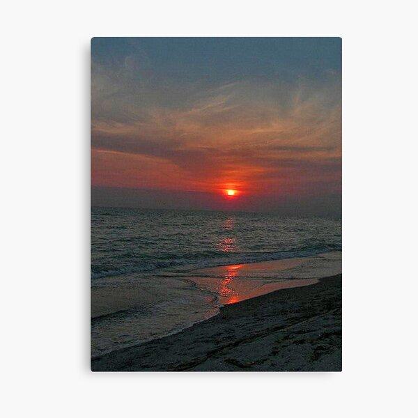 Sun King Canvas Print