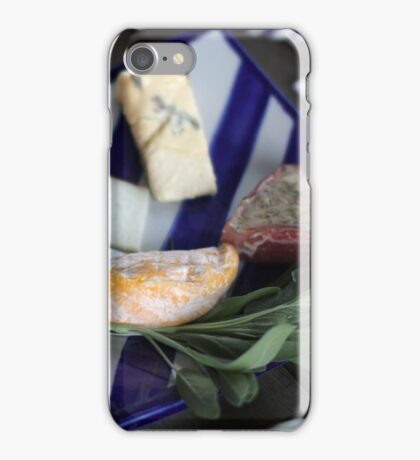 Cheese Platter iPhone Case/Skin