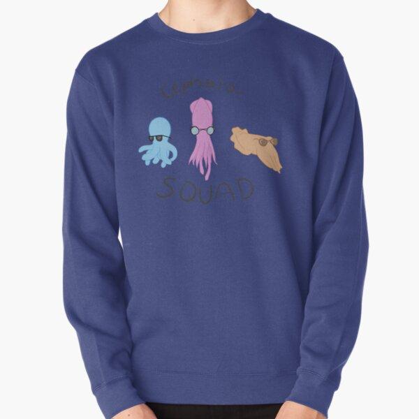 Cephalo-SQUAD Pullover Sweatshirt