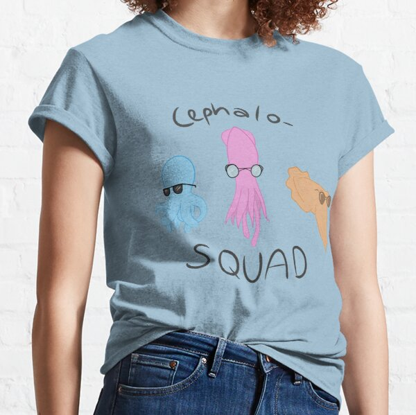 Cephalo-SQUAD Classic T-Shirt
