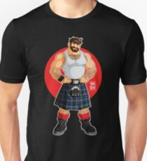ADAM LIKES KILTS Unisex T-Shirt