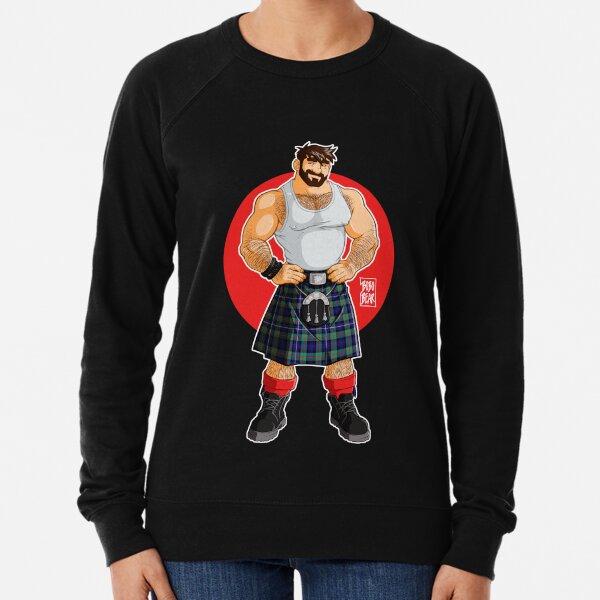 ADAM LIKES KILTS Lightweight Sweatshirt
