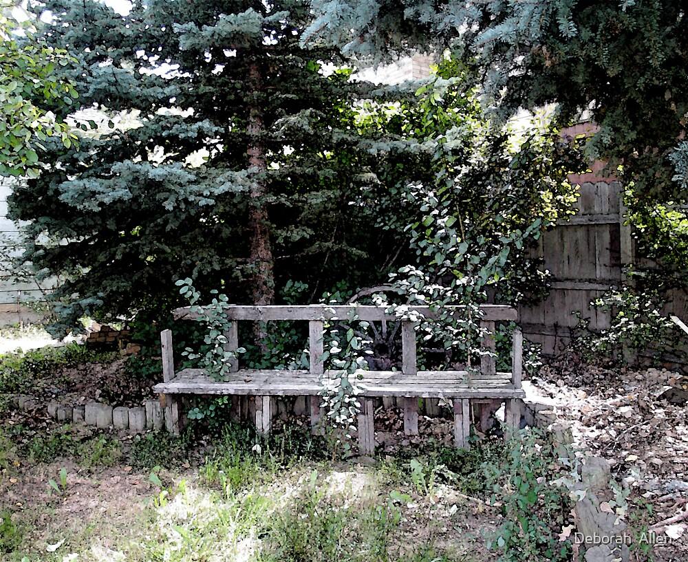 Garden at Play by Deborah  Allen