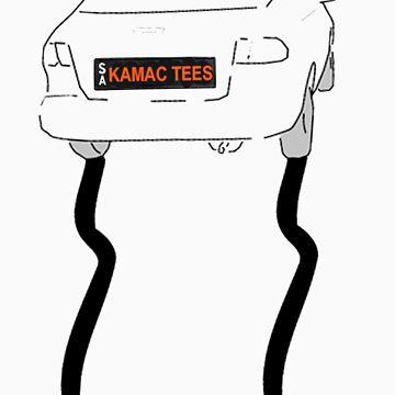That's Killer Man by KamacTees