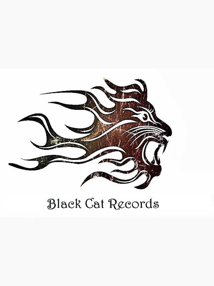 Black Cat Records by MichelleMankin