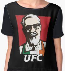UFC MCGREGOR Chiffon Top