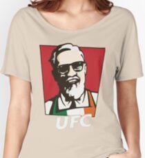 UFC MCGREGOR Women's Relaxed Fit T-Shirt