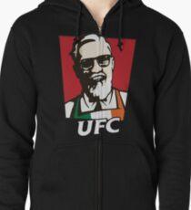 UFC MCGREGOR Zipped Hoodie
