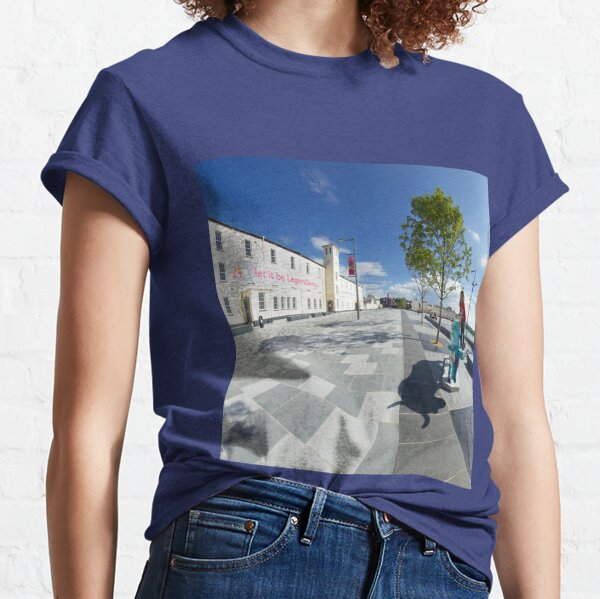 Let it be LegenDerry Classic T-Shirt