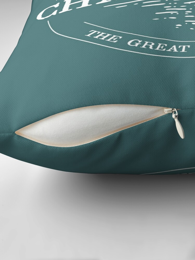 Alternate view of Charlevoix Throw Pillow