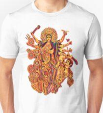 Durga-Buffalo Demon Slayer T-Shirt