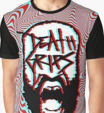 Poignées de la mort - Vaporwave T-shirt graphique