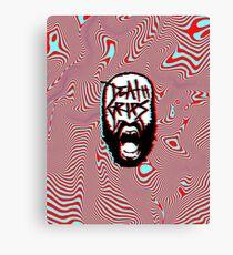 Death Grips - Vaporwave Canvas Print