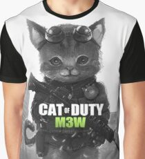 call of duty Graphic T-Shirt