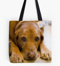 Copper's Gift Face On Tote Bag