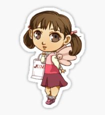 Nanako - Every day's great at your Junes! Sticker