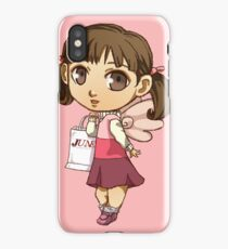 Nanako - Every day's great at your Junes! iPhone Case/Skin