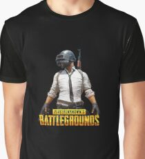 player unknown battlegrounds clothing and accessories Graphic T-Shirt