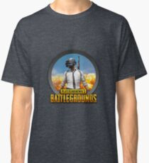 player unknown battlegrounds apparel/phone cases and skins Classic T-Shirt