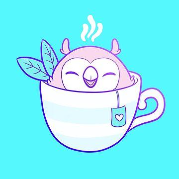 Owl Tea by nikury