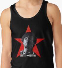 Black Panther sticker tshirt huey newton Tank Top