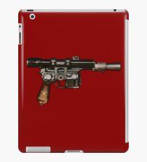Han Solo Blaster  iPad Case/Skin