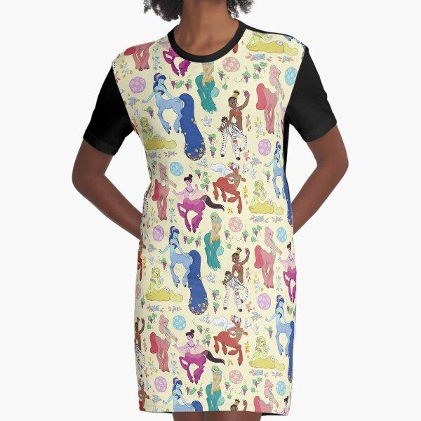 Centaurettes Graphic T-Shirt Dress