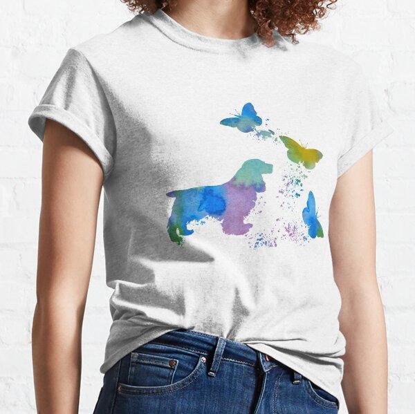 Cocker Spaniel Art Classic T-Shirt