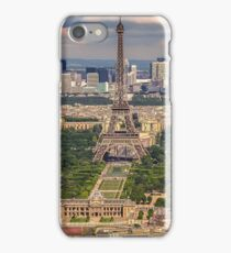 Eiffel Tower During The Day  iPhone Case/Skin